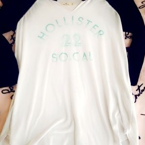 Hollister Women's Baseball Tee